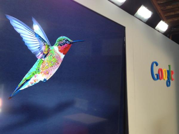Các câu hỏi về thuật toán mới của Google: Humming Bird